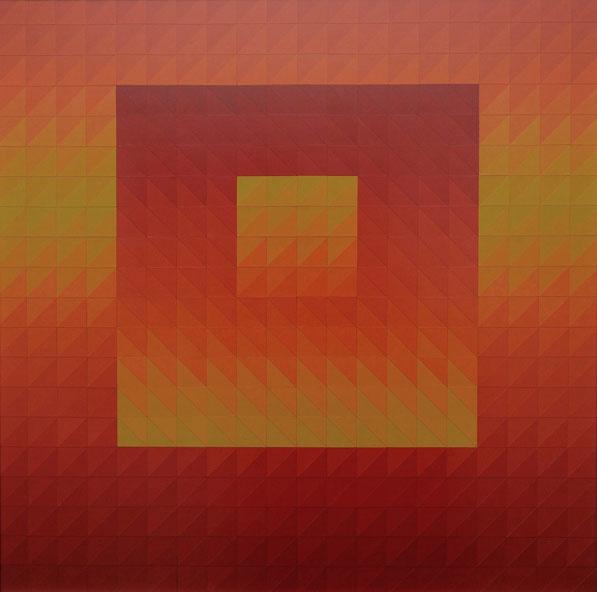 geometrische compositie II
